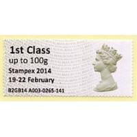2014. Intelligent AR - Imprint 'Stampex 2014 19-22 February'