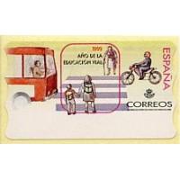 30. 1999. Año de la educación vial (Road safety education)