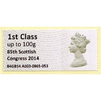 2014. Intelligent AR - Imprint '85th Scottish Congress 2014'