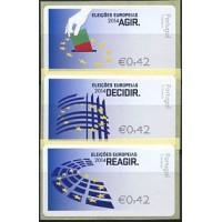 2014. Eleições europeias 2014 (Elecciones europeas 2014)