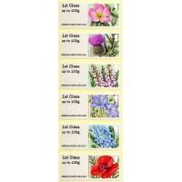 2014. British flora (II) - Symbolic flowers