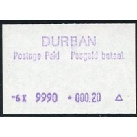 Variable value stamps