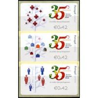 2014. 35 Aniversário Serviço Nacional Saúde (Health Service)