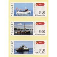 2014. SYDFRIMEX 2014 - Mail boats (Vesta, Røret, IDA)