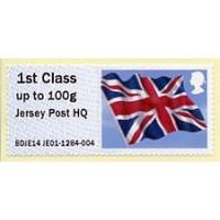 2014. Intelligent AR - Special impr. 'Jersey Post HQ' (Jersey)
