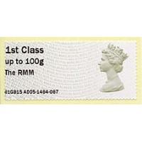 2015. Intelligent AR - Special imprint 'The RMM'
