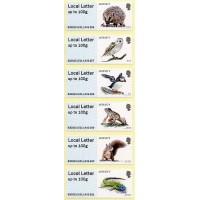2015. Especies protegidas