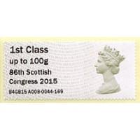 2015. Intelligent AR - Imprint '86th Scottish Congress 2015'