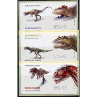 2015. Dinosaurs (Allosaurus, Ceratosaurus, Torvosaurus)