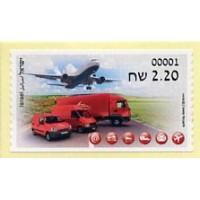 2015.03. Postal vehicles