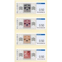 2015. Provisional stamps 1940-1941