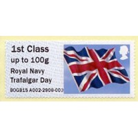 2015. IAR - Imprint 'Royal Navy Trafalgar Day'