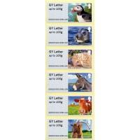 2016. Post & Go - Bailiwick life - Guernsey animals