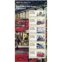 2016. Royal Mail Heritage - Transport