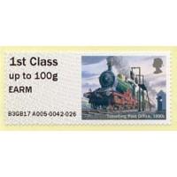 2017. Post & Go - A005 East Anglian Railway Museum