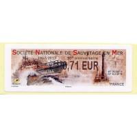 2017.  3. Société Nationale Sauvetage en Mer - 50e anniversaire