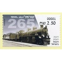 2018. 02. The Valley Railway - Locomotora 265