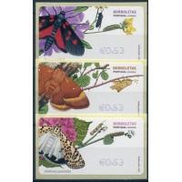 2018. Borboletas de Portugal II (Moths of Portugal)