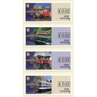 2018. 125th Anniversary Manx Electric Railway