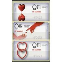 2019. Dê Sangue - Instituto Português Sangue e Transplantação