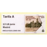 2019. 04. Centenario Palacio Comunicaciones (EDICIÓN ESPECIAL)