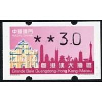 2019. Guangdong - Hong Kong - Macao Greater Bay Area