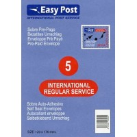 Easy Post - Pre-paid envelopes