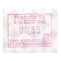 1992. Pretoria 92