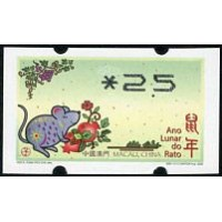 2020. Ano Lunar do Rato (Lunar Year of the Rat)