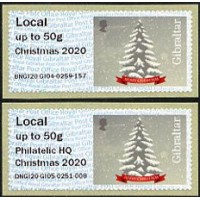 2020. Post & Go - Árbol de Navidad (Christmas 2020)