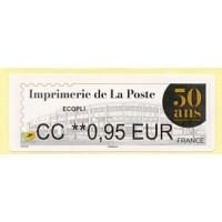 2020.  5. Imprimerie de La Poste - 50 Ans Gravés dans l'Histoire