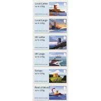 2021. Post & Go - Coastal Towers