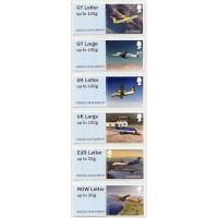 2021. Post & Go - Bailiwick Planes