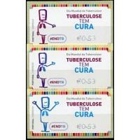 2021. Dia Mundial da Tuberculose (Día Mundial de Tuberculosis)