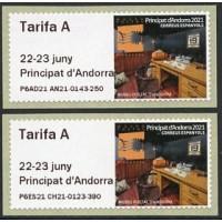 2021. Museu Postal d'Andorra (Postal museum)
