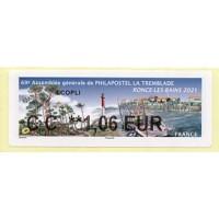 2021.  1. 69e Assemblée générale de PHILAPOSTEL La Tremblade Ronce-les-Bains 2021