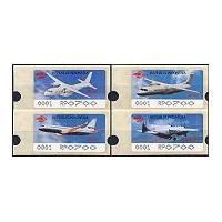 1996. Aviones