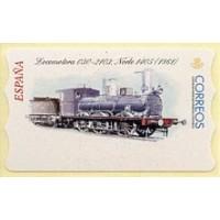 54. Locomotive - Locomotora 030, 2103 - Norte 1405 (1861)