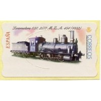 55. Locomotora 030, 2577 - M.Z.A. 454 (1882) (Steam locomotive)