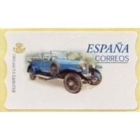 61. Rolls Royce S.G. 1919