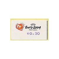 2003. UEFA Euro 2004 (Football Championship) - Amiel BLUE