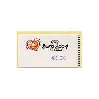 2003. UEFA Euro 2004 (Football Championship) - NewVision BLUE