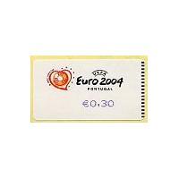 2003. UEFA Euro 2004 (Football Championship) - SMD BLUE