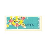 1996. GALINHAS, Brinquedo Popular (Paper Litho Formas)