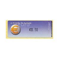 2002. Euro, a moeda da Europa (European currency)  Crouzet BLACK