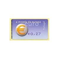 2002. Euro, a moeda da Europa (European currency) - Amiel BLUE