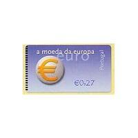2002. Euro, a moeda da Europa (European currency) NewVision BLUE