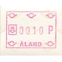 1984. Emblema postal (1)