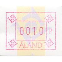 1993. Emblema postal (5)