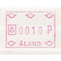 1989. Emblema postal (3)